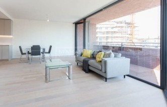 picture of 1 Bedroom(s) flat in  The Duo Tower, Boston Press, Penn Street, N1
