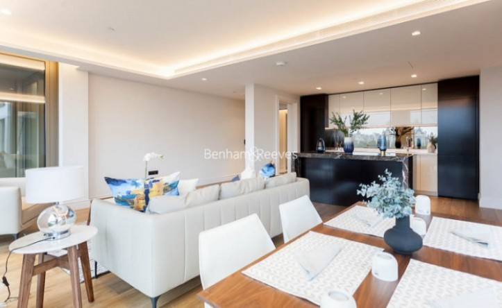 2 Bedroom flat to rent in Belvedere Garden, Southbank Place, SE1