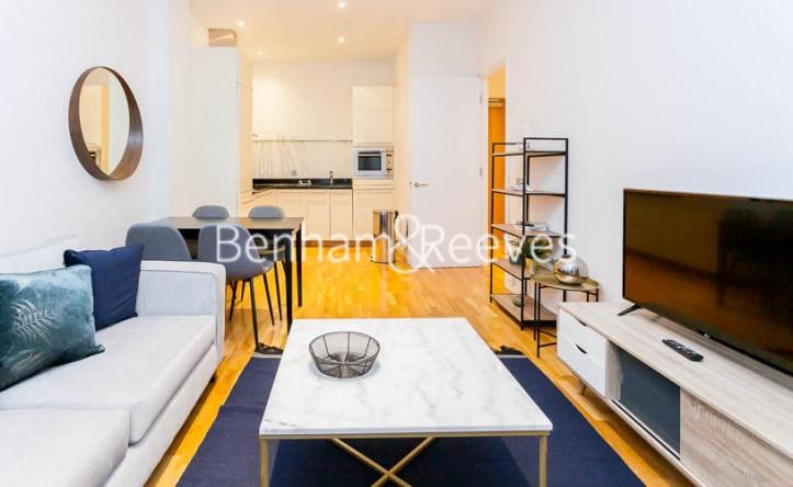 1 Bedroom flat to rent in Hosier Lane, Holborn, EC1