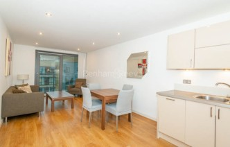 picture of 1 Bedroom(s) flat in  Werner Court, Aqua Vista Square, E3
