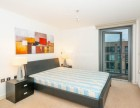 1 Bedroom flat to rent in Werner Court, Aqua Vista Square, E3