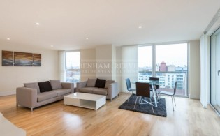 picture of 2 Bedroom(s) flat in  Denison House, Canary Wharf, E14