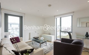 picture of 1 Bedroom(s) flat in  New Festival Avenue, Canary Wharf, E14