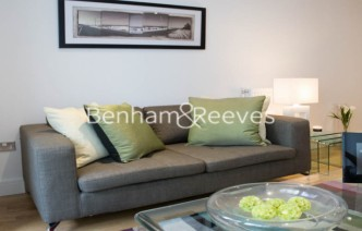picture of 1 Bedroom(s) flat in  Admirals Tower, New Capital Quay, Greenwich, SE10