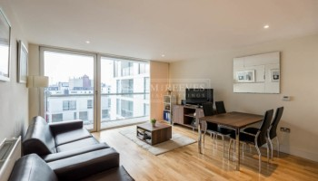 picture of 1 Bedroom(s) flat in  Lanterns Way, Canary Wharf, E14