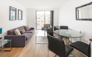 picture of 1 Bedroom(s) flat in  Essian Street, Canary Wharf, E1