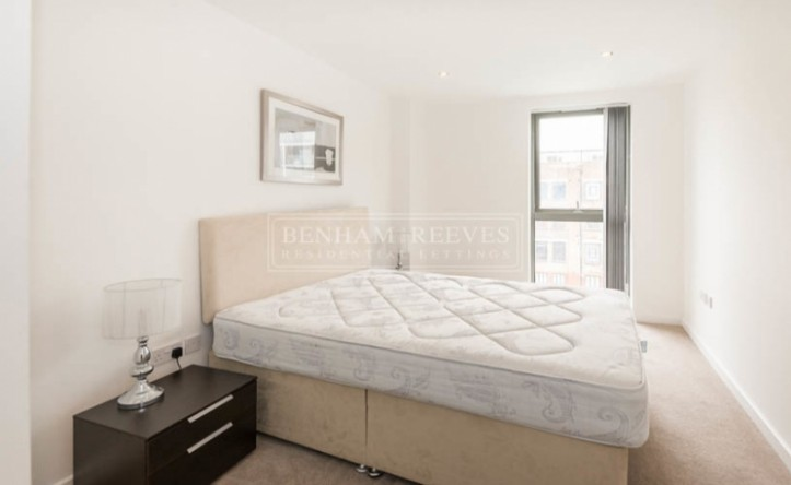 1 Bedroom flat to rent in Essian Street, Canary Wharf, E1