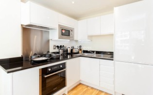 picture of Studio flat in  St Annes Street, Canary Wharf, E14