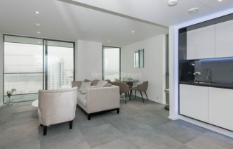 picture of 1 Bedroom(s) flat in  Dollar Bay, Canary Wharf, E14