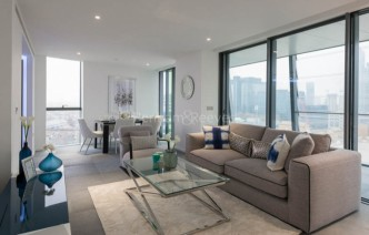 picture of 2 Bedroom(s) flat in  Dollar Bay, Canary Wharf, E14