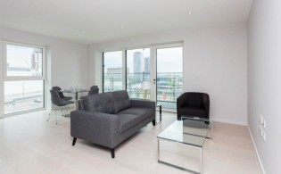 picture of 2 Bedroom(s) flat in  Cassia Point, Glasshouse Gardens, E20