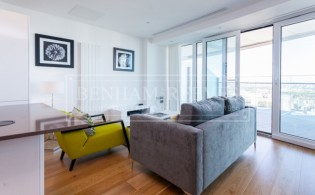 picture of 2 Bedroom(s) flat in  Arena Tower, Canary Wharf, E14