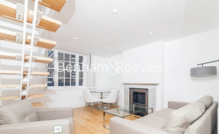 2 Bedroom flat to rent in Newell Street, Canary Wharf, E14