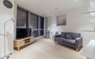 picture of Studio flat in  Charring Tower , Biscayne Avenue E14
