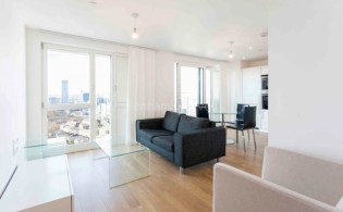 picture of 1 Bedroom(s) flat in  Jefferson Plaza, Canary Wharf, E3
