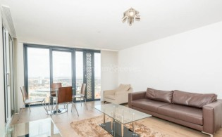 picture of 1 Bedroom(s) flat in  Unex Tower, Station Street, E15