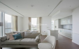 picture of 2 Bedroom(s) flat in  Sirocco Tower, Harbour Quay, E14