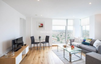 picture of 1 Bedroom(s) flat in  Pioneer Point, Ilford, IG1