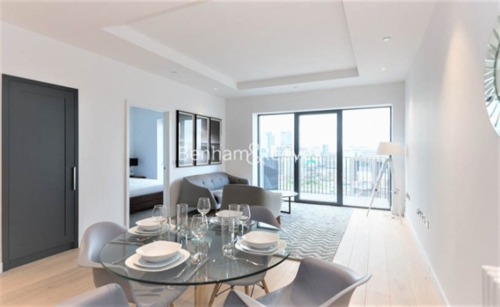 1 Bedroom flat to rent in Argo Building, Good Luck Hope, London City Island, E14