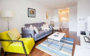 picture of 1 Bedroom(s) flat in  Lincoln Plaza, Canary Wharf, E14