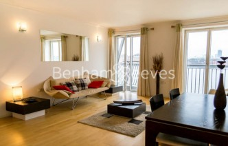 picture of 1 Bedroom(s) flat in  Naxos Building, Hutchings Street, E14