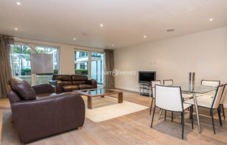 picture of 2 Bedroom(s) flat in  Mahogany House, Imperial Wharf, SW6