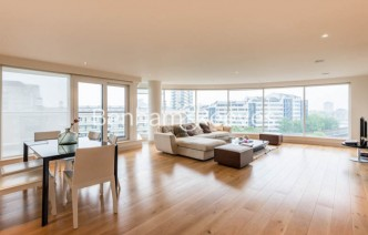 picture of 2 Bedroom(s) flat in  Octavia House, Imperial Wharf, SW6