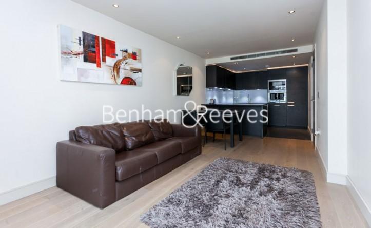 1 Bedroom flat to rent in Chelsea Creek, Fulham, SW6