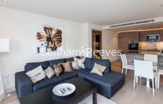 picture of 1 Bedroom(s) flat in  Doulton House, Chelsea Creek, SW6