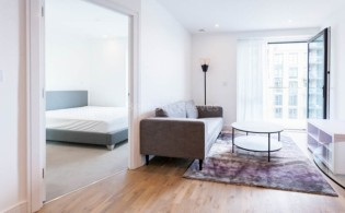 picture of 1 Bedroom(s) flat in  Discovery House, Battersea Reach, SW18