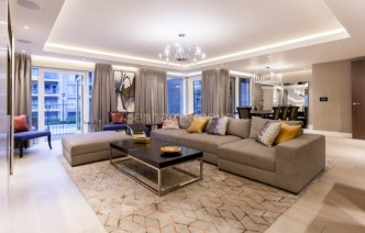 picture of 3 Bedroom(s) flat in  Chelsea Creek, Imperial Wharf, SW6