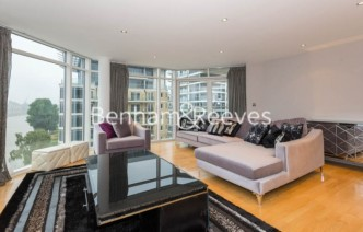 picture of 3 Bedroom(s) flat in  Waterside Tower, Imperial Wharf, SW6