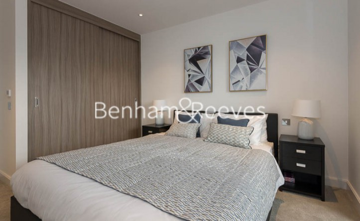1 Bedroom flat to rent in Smithfiled Square, Hornsey, N8
